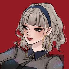 真妃 瞳's user icon