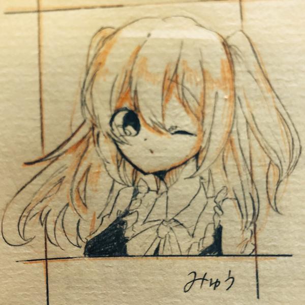 有栖川 美羽(みゅう)のユーザーアイコン