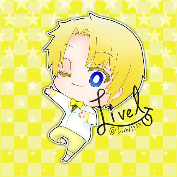 Livel(りべる)→音遊び中のユーザーアイコン