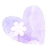 紫花のユーザーアイコン