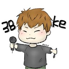 38ke(ミヤケ)のユーザーアイコン