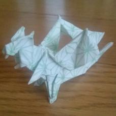 折り紙ドラゴンのユーザーアイコン