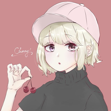 Cherryのユーザーアイコン
