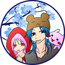 蒼色の桜のユーザーアイコン