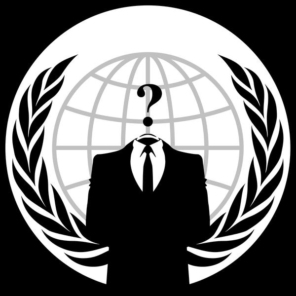 Anonymousのユーザーアイコン