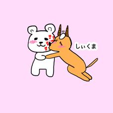 しぃ汰@白い熊のマネージャーのユーザーアイコン