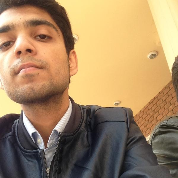 Hamza Ahmedのユーザーアイコン