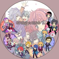 雰囲気似少人数制非公式ヒプノシスマイクユニット 〖 spirit☆ring〗のユーザーアイコン