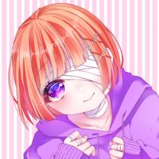 闇月りの's user icon