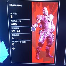 ちゃむ's user icon