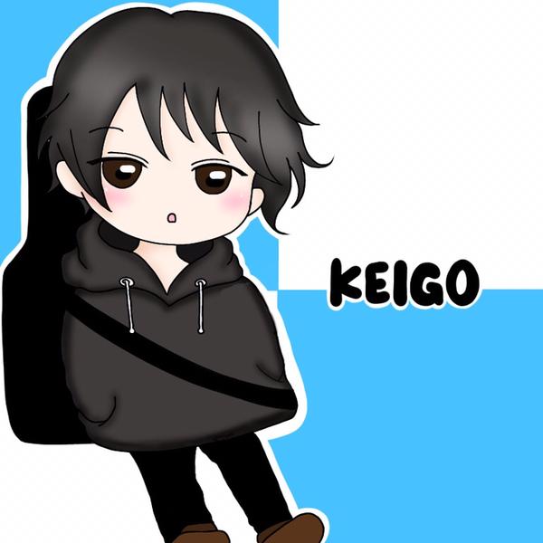 KEIGO's user icon