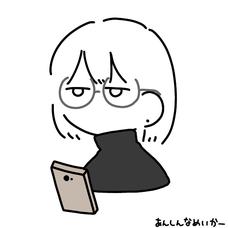 惑(まどい)/もなかのユーザーアイコン