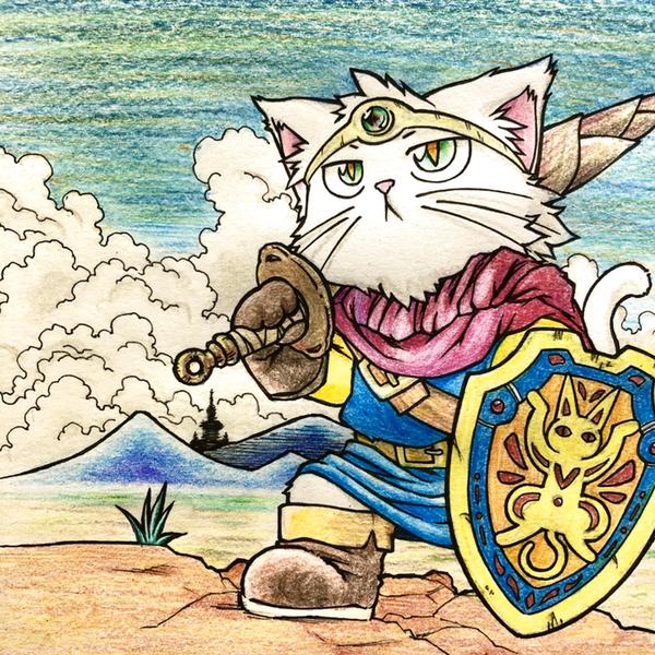 たけねこ@ノラクエ(のら猫クエスト)のユーザーアイコン