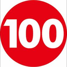 100のユーザーアイコン