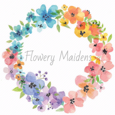 Flowery Maidens 公式のユーザーアイコン