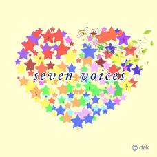 seven voicesのユーザーアイコン
