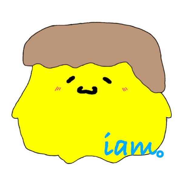 iam。's user icon