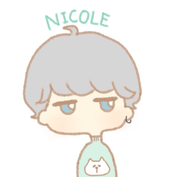 ニコルのユーザーアイコン