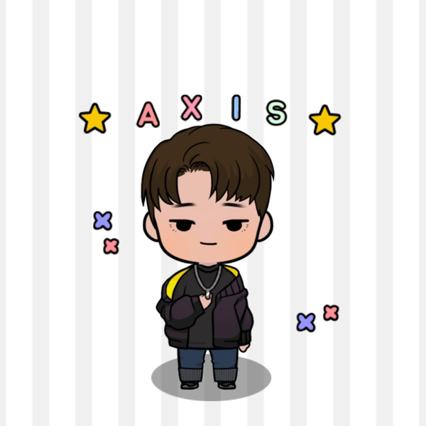 【axis】のユーザーアイコン