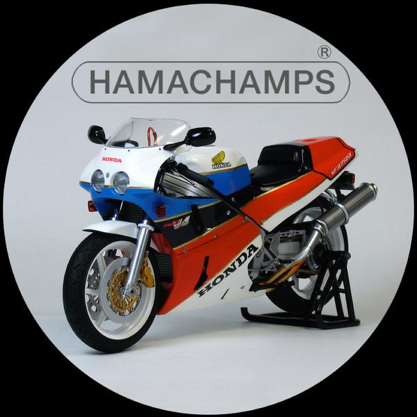 Hamachampsのユーザーアイコン