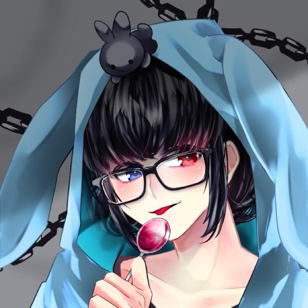 黒兎【永眠姫】ᙏ̤̫@両声類♬︎♡のユーザーアイコン