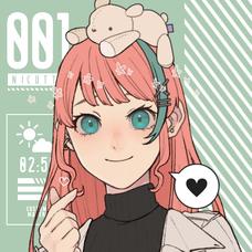 ゆきふく:翠衣のユーザーアイコン