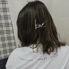 Kino @パッとしないミックスボイスのユーザーアイコン
