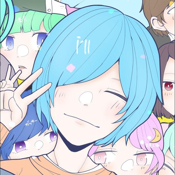 i'llのユーザーアイコン