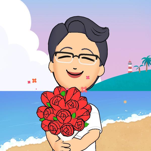 あおいそら🍃 しろいくも⛅(バラ100本🌹)'s user icon