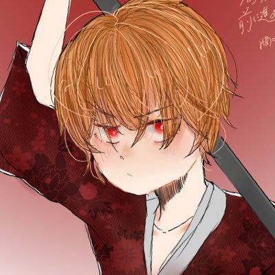 ミアのユーザーアイコン
