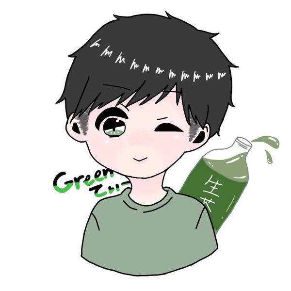 Greenてぃーのユーザーアイコン