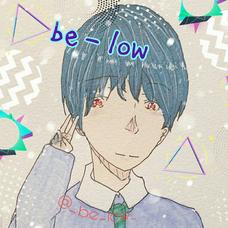 be-lowのユーザーアイコン