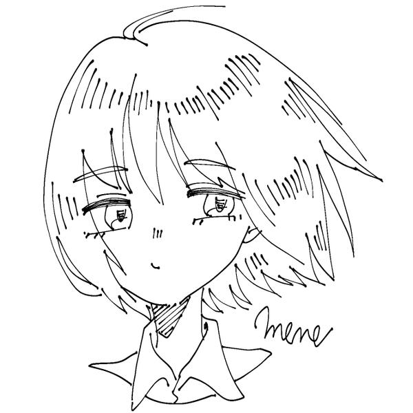 meneのユーザーアイコン
