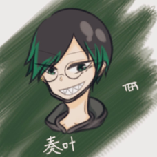 奏叶@black tide→ECHOのユーザーアイコン