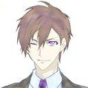 紫のプロフィール 音楽コラボアプリ Nana