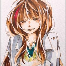 ライカ(らいか)@自分のイメージキャラ描いて貰った✨のユーザーアイコン