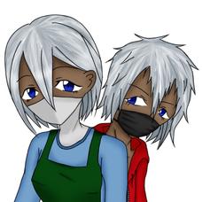 アーシー&リシーのユーザーアイコン