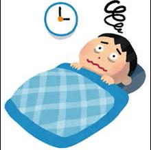 睡眠不足のユーザーアイコン