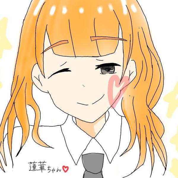 蓮華's user icon