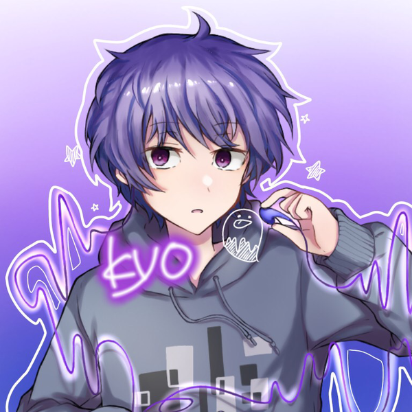 Kyoのユーザーアイコン