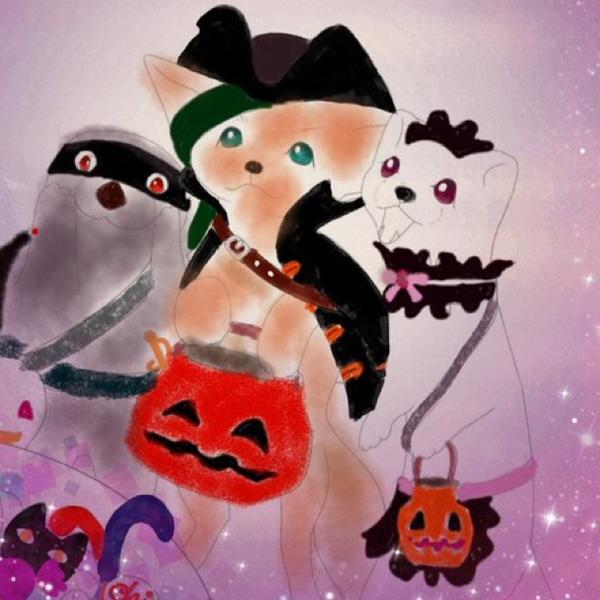TsukiSayu@Mrs.パンプキンの滑稽な夢のユーザーアイコン