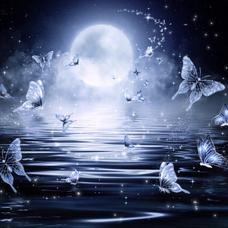 月鏡のユーザーアイコン
