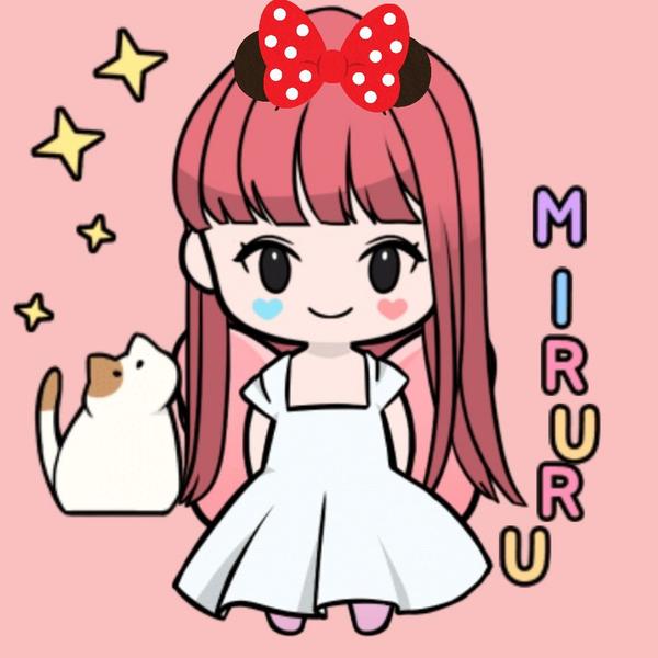 ミルル♡ ありがとう( ᵒ̴̶̷̤⌔ᵒ̴̶̷̤ )💖🎀❤︎🐼🌷*:..。✡のユーザーアイコン