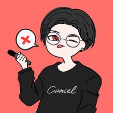 C A N C E Lのユーザーアイコン