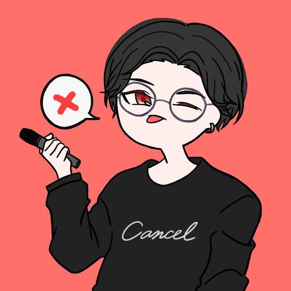 CANCELのユーザーアイコン