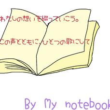 My Notebookのユーザーアイコン