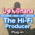 しゅん@nana💿The Hi-Fi🎵Producer 最新作▶︎https://nana-music.com/sounds/043356d8/