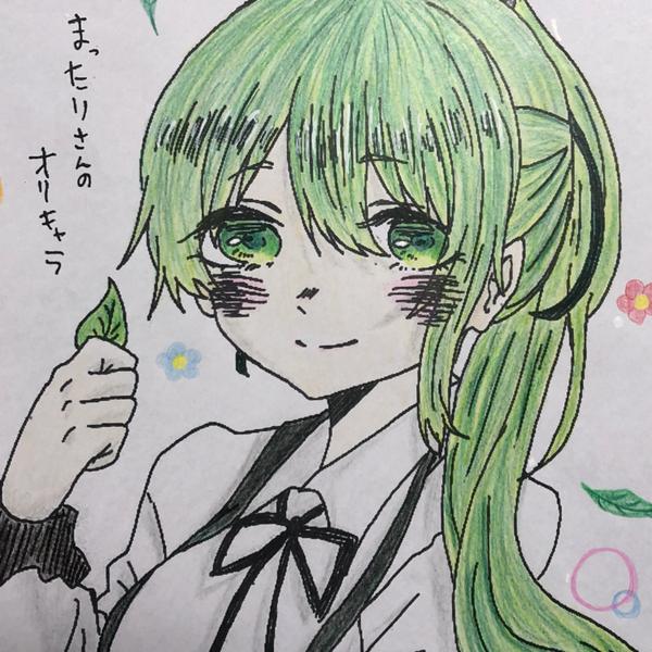 緑葉 疾風(しふう🍃)@活動休止中⚠️プロフ必読のユーザーアイコン