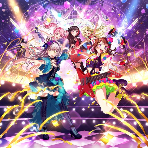 Rainbow Glitter Bands!のユーザーアイコン