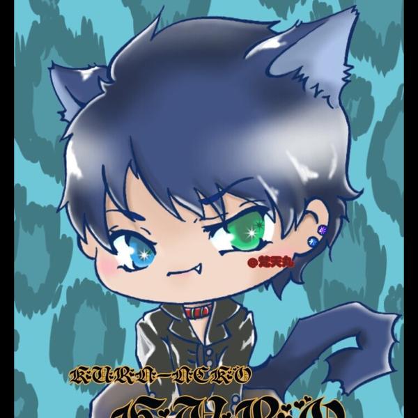 黒猫S-クロ-@ヒバナのユーザーアイコン